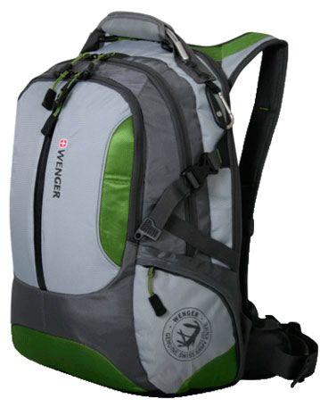 Рюкзак для ноутбука Wenger 1591*15 LARGE VOLUME DAYPACK